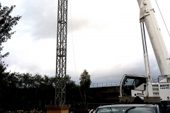 Tower Crane Hire Project in Belfast