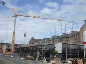 HDT80 on a Student Accommodation Site