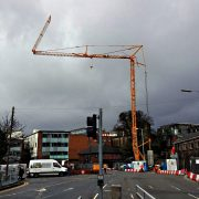 Potain T85A Pedestrian Operated Tower Crane