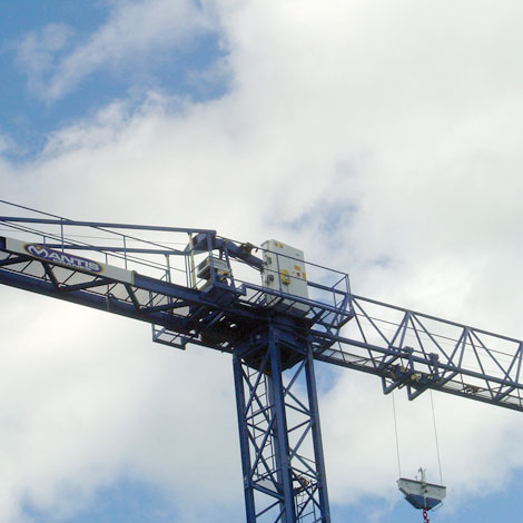 Mantis Cranes - Nationwide Crane Hire