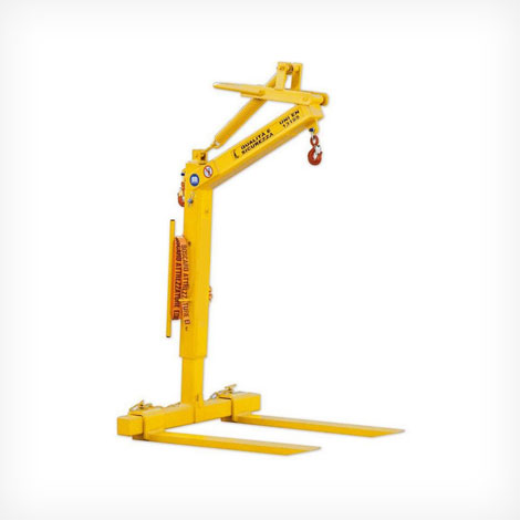 Telescopic Self Levelling Crane Fork
