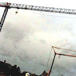 Tower Cranes in Ormskirk