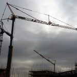 Pedestrian Operated Tower Crane in Northampton