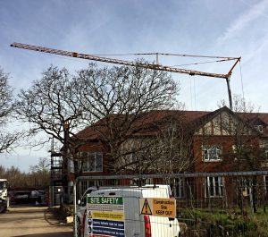 Potain IGO Tower Crane Hire