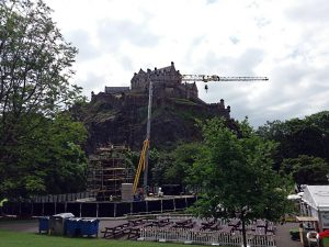 Project -Tower Crane Hire Edinburgh