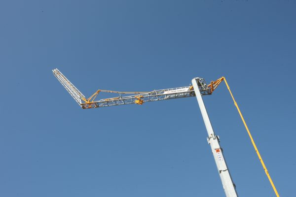 Potain Hup 40-30 Pedestrian Operated Tower Crane