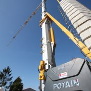 Potain Hup 40-30 Self Erecting Crane