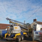 Mantis TC25 on a Town House Project in Suffolk