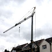 Mantis TC25 on a Housing Project in Luton